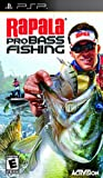 Rapala Pro Bass Fishing 2010 - Sony PSP