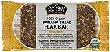 Go Raw Bars, Banana Bread, 1.2-Ounce Bar (Pack of 30)