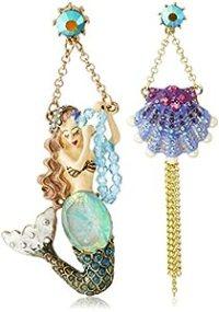 """Amazon.com: Betsey Johnson """"Into The Blue"""" Mermaid ..."""