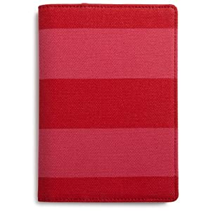 "kate spade new york Canvas Kindle Cover (Fits 6"" Display, Latest Generation Kindle), jubilee stripe print"