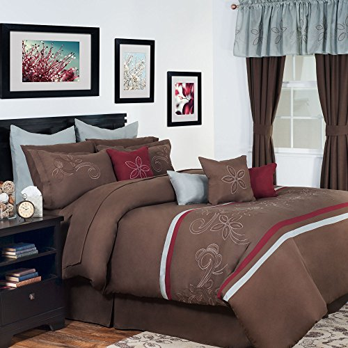 24 Piece Bedding Sets
