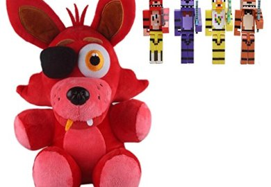 Amazon Funko Five Nights At Freddy S Foxy Plush 6