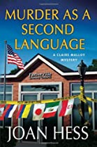 Murder as a Second Language: A Claire Malloy Mystery (Claire Malloy Mysteries)