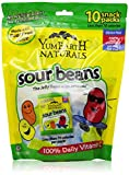 Yummy Earth Natural Sour Jelly Beans,7 Ounce