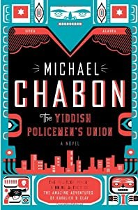 "Cover of ""The Yiddish Policemen's Union: ..."
