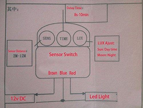Light Wiring Diagram Likewise Wire Motion Sensor Light Wiring Diagram