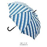 【Danke】Umbrella(アンブレラ)【BLUE×WHITE】 DWZ1707