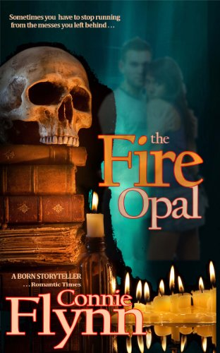 The Fire Opal (A  dark fantasy novel)