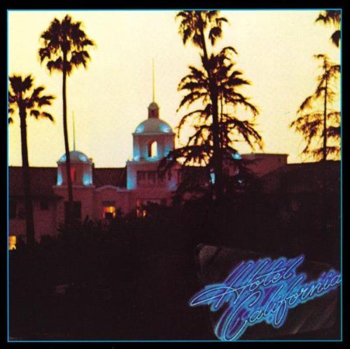 "Cover of ""Hotel California"""