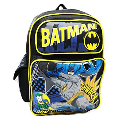 Batman Large (Full Size) Backpack