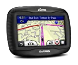 Garmin zumo 350LM Motorrad-Navigationssystem (10,9 cm (4,3 Zoll) Touchscreen, 45 Länder Europa, Text?to?Speech, microSD-Kartenslot, USB 2.0) schwarz
