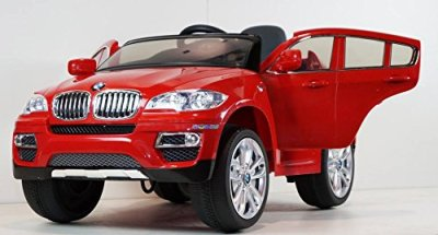 Premium-Edition-12v-BMW-X6-SUV-Kids-Ride-on-Toy-Car-Doors-MP3-Lights-Remote-Control-by-KidsVipOnline