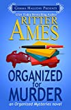 Organized For Murder (Organized Mysteries #1)