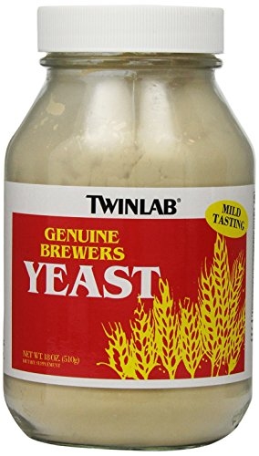 TWINLAB Brewers Yeast Powder 18 OZ