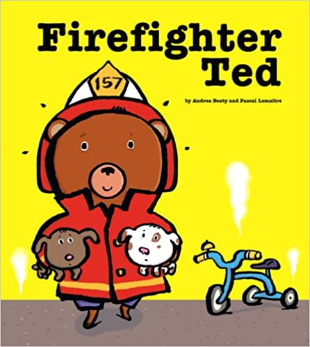 Firefighter Storytime | Singin' In The Stacks