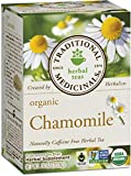 Traditional Medicinals Organic, Chamomile, 16-Count Boxes (Pack of 6)