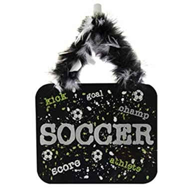 Soccer Wall Sign