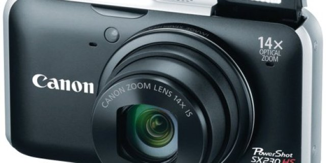 Canon PowerShot SX230HS 12.1 MP Digital Camera Review