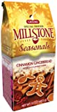 Millstone Cinnamon Gingerbread Ground Coffee, 12-Ounce Packages (Pack of 2)