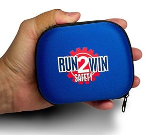 Run2Win-Safety-Mini-First-Aid-Kit-100-Piece-Travel-Survival-for-Minor-Injuries-in-a-Small-Emergency-Bag-Waterproof-Medical-Supplies-Best-for-Car-Boat-Hiking-Camping-Purse-College-Dorm-or-Home