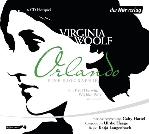 Virginia Woolf - Orlando (Der Hörverlag)