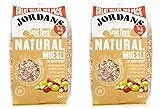 (2 Pack) - Jordans - Natural Muesli   1000g   2 PACK BUNDLE