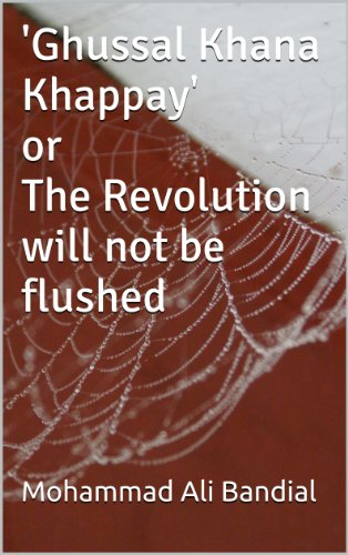 'Ghussal Khana Khappay' or The Revolution will not be flushed: A tale of love, betrayal and politics in the corridors of power