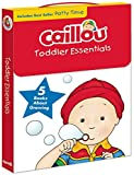 Caillou Toddler Essentials: 5 Books About Growing