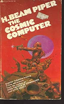 "Cover of ""The Cosmic Computer (Junkyard P..."