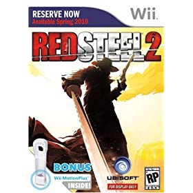 Red Steel 2 Bundle with MotionPlus