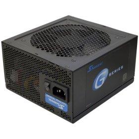 オウルテック 80PLUS GOLD取得 HASWELL対応 ATX電源ユニット 5年間交換保証 セミモジュラーケーブル Seasonic G Series 650W SSR-650RM
