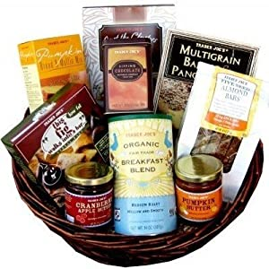 Trader Joes Top of the Morning Breakfast Gift Basket
