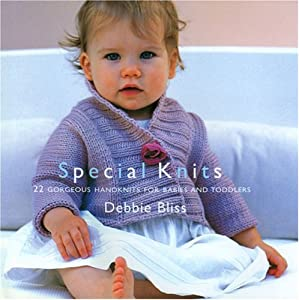 "Cover of ""Special Knits: 22 Gorgeous Hand..."