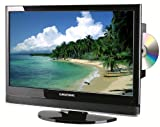 Grundig 22 VLE 2100 DVD 55 cm (22 Zoll) LED-Backlight-Fernseher, Energieeffizienzklasse B (HD-Ready, 50Hz) hochglanz schwarz