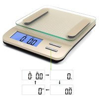 Famili FM207 Accurate Digital Kitchen Food Weighing Scale ...