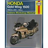 Honda Gl1500 Gold Wing Owners Workshop Manual: Models Covered : Honda Gl1500 Gold Wing, 1502 Cc. 1988 Through 1998 (Haynes Owners Workshop Manuals)