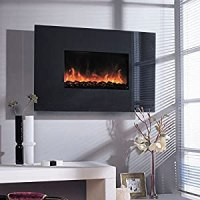 Amazon.com: Dynasty Electric Fireplace Wall Mount with ...