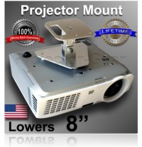 Comparamus - Projector-Gear Projector Ceiling Mount for ...