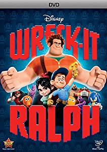 Cover of Wreck-It Ralph DVD