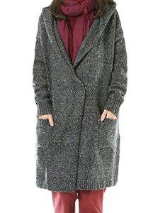 Minibee-Womens-Casual-Knited-Sweater-Cardigan-Coat-Fit-US-S-L