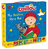 Caillou: My Bedtime Story Box: Dress-up With Daddy/ and Gilbert/ What's That Funny Noise?/ Sleeps Over/ the Circus Parade/ Goes to Work (Clubhouse)