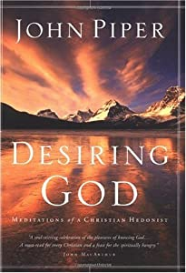 "Cover of ""Desiring God: Meditations of a ..."