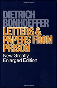 "Cover of ""Letters and Papers from Prison&..."