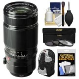 Fujifilm-50-140mm-f28-R-LM-OIS-WR-Zoom-Lens-with-Backpack-3-UVCPLND8-Filters-Kit-for-X-A2-X-E2-X-E2s-X-M1-X-T1-X-T10-X-Pro2-Cameras