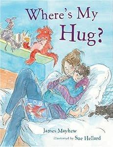 "Cover of ""Where's My Hug?"""