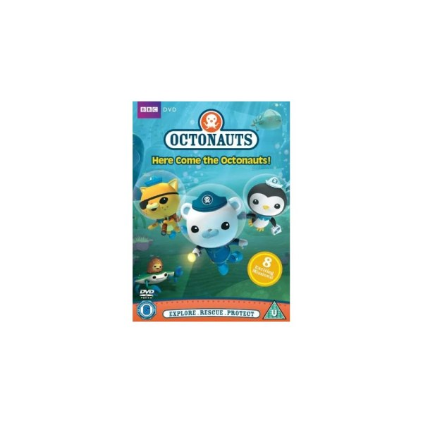 octonauts operation deep freeze dvd