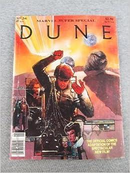 Marvel Super Special Dune Official Marvel Comics