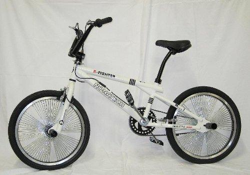 20 zoll bmx freestyle fahrrad bike rad mit 140 speichen. Black Bedroom Furniture Sets. Home Design Ideas