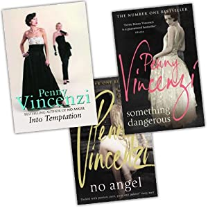 Spoils of Time Trilogy by Penny Vincenzi