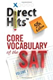 Core Vocabulary of the SAT
